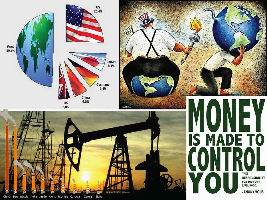 Non Balance Worldwide - Desequilibrio Global