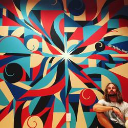 PB Boost Mural
