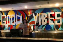 The Good Vibes Mural