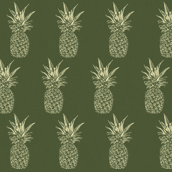 Green Pineapples