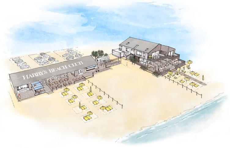 Harry's Beach Club