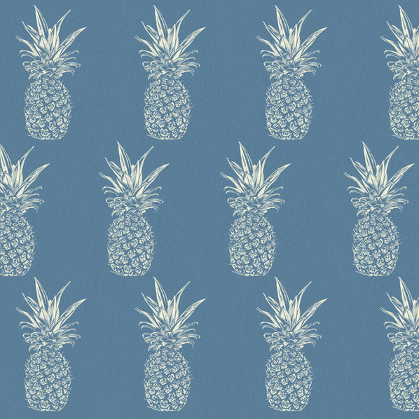 Blue Pineapples