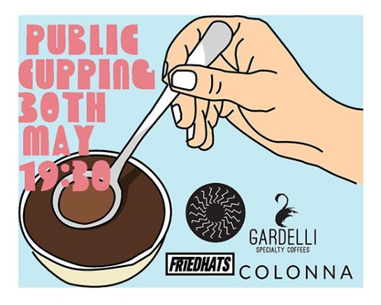 Cupping Event