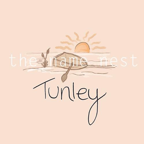 Tunley