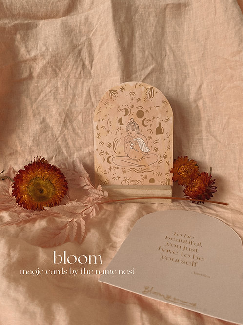 magic cards - bloom (pre-order)