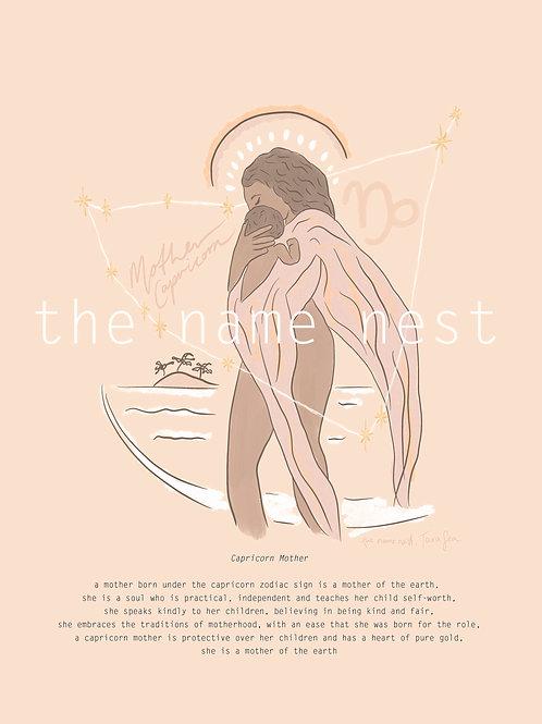 capricorn mother - zodiac mothers