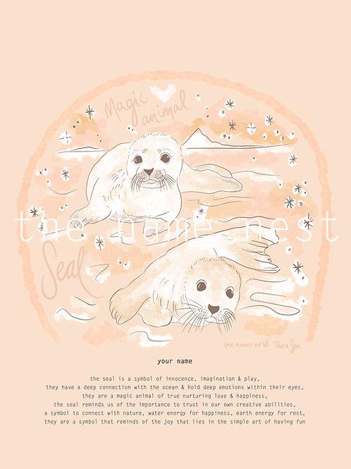 Seal - magic animal