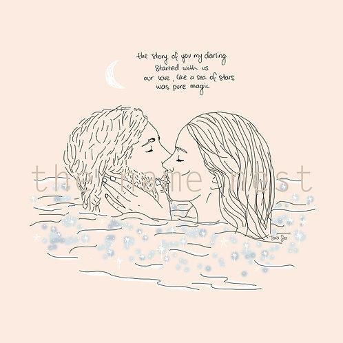 love sea