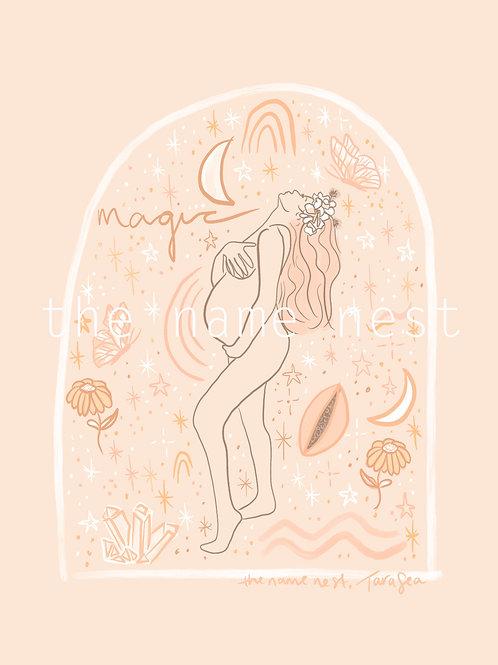 magic - pregnancy