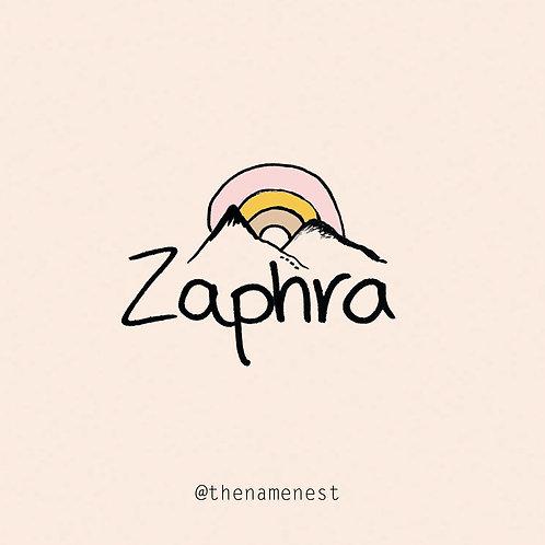 Zaphra