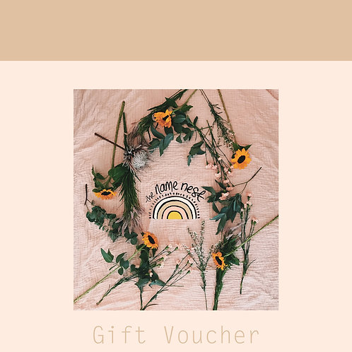 $35 gift voucher