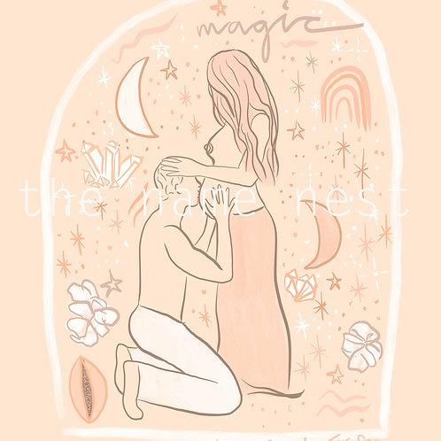 magic - you & me