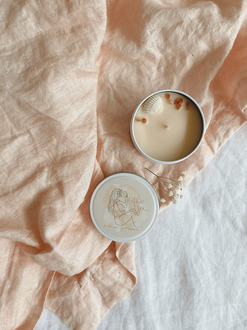 mother sea - hand poured soy candles