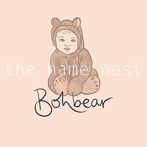 Bohbear