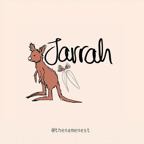 Jarrah