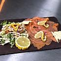 planche individuelle saumon
