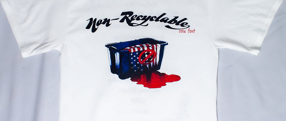 Non-Recyclable Tee