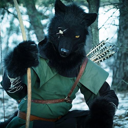 Atreus the wolf
