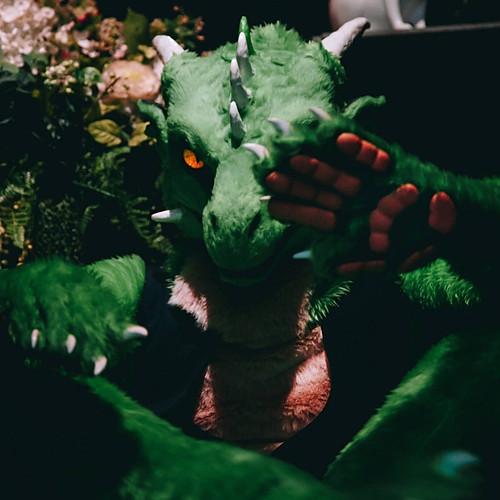 Underax the dragon