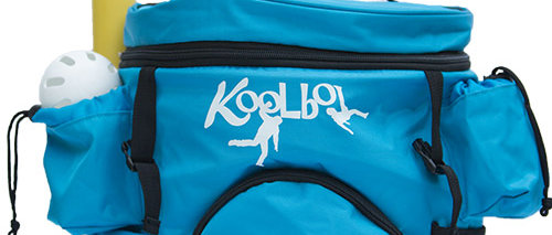 Koolbol with cooler & wiffleball set