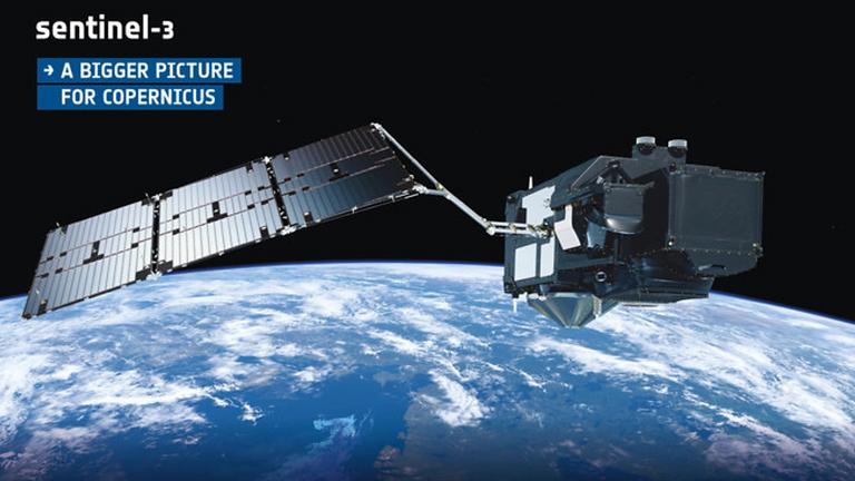 Besichtigung der ESA / ESOC