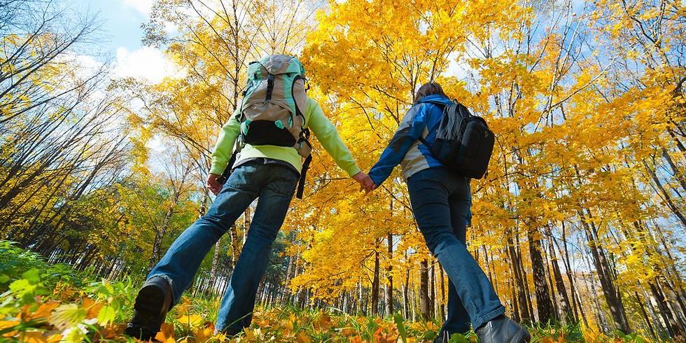 Herbst-Wanderung fällt aus!