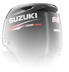 """Nuevo Motor """"MODELO DF90A"""" de Suzuki"""