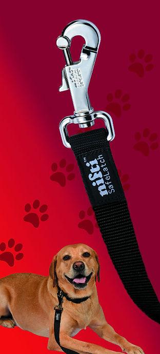 Nifti SafeLatch Pet Safety Leash