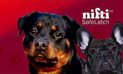 Nifti SafeLatch Review by Simpawtico Dog Training