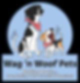 Wag 'n Woof Pets Logo