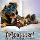 Pet;alooza Logo