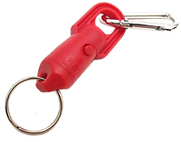 Red Key Wonder Magnetic Quick Release Key Chain Closed