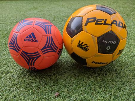 """""""力強いシュートが打てるようになる!""""サッカーキッズの練習にオススメのボールを紹介。"""