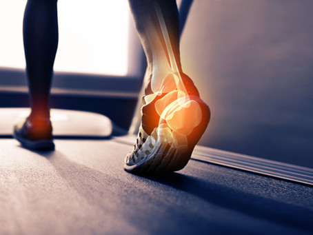 The Silver Lining of Running Injuries