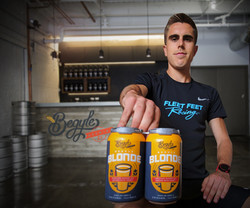 Chris Robertson - Begyle Brewing