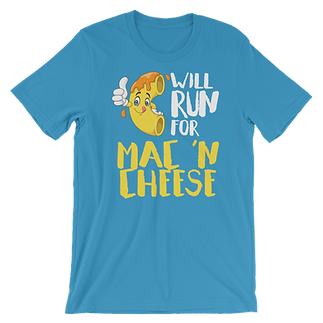 Will-Run-for-Mac-N-Cheese-Shirt
