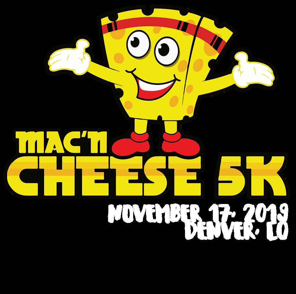 Mac 'N Cheese 5k Denver 2019