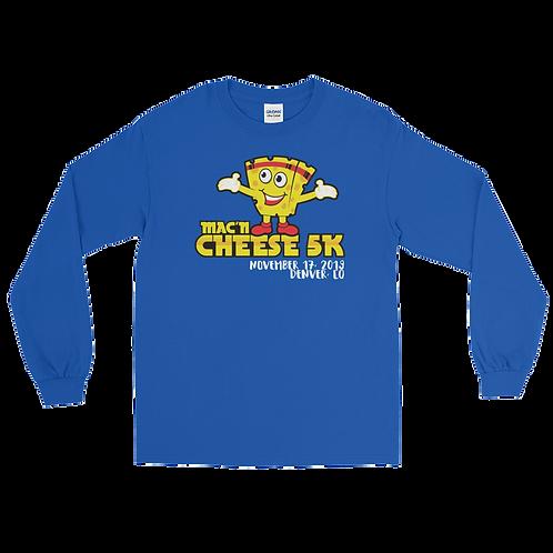 Mac 'N Cheese 5k Race 2019 Long Sleeve Shirt