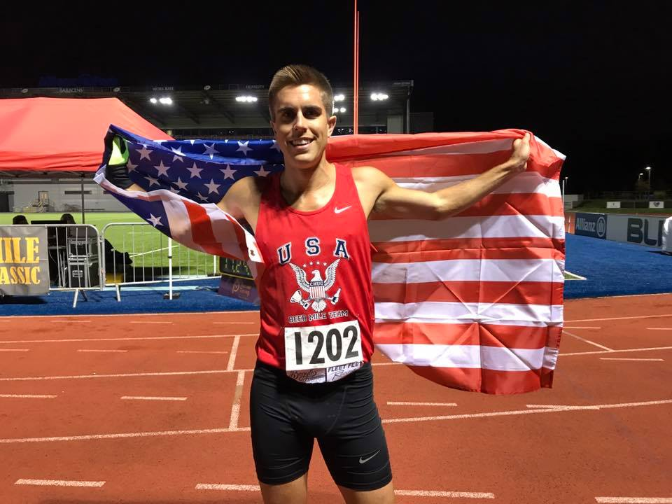 2017 Beer Mile World Classic USA Win