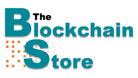 The Blockchain Store Transparent Logo
