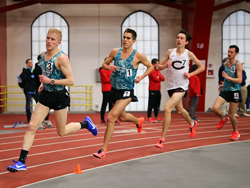 U of Chicago Indoor Meet 2018