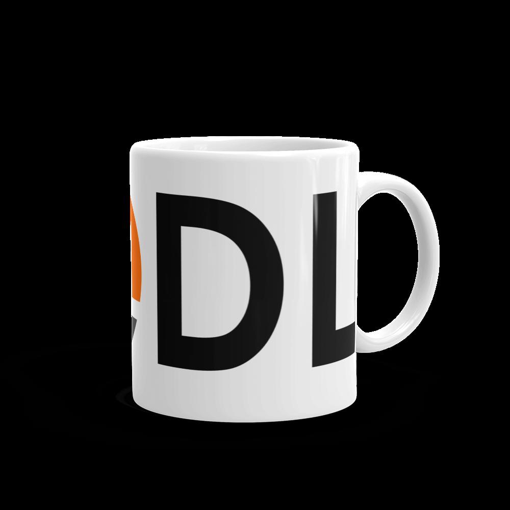 Monero HODL - Crypto Glossy Coffee Mug   Monero Logo HODL Mug