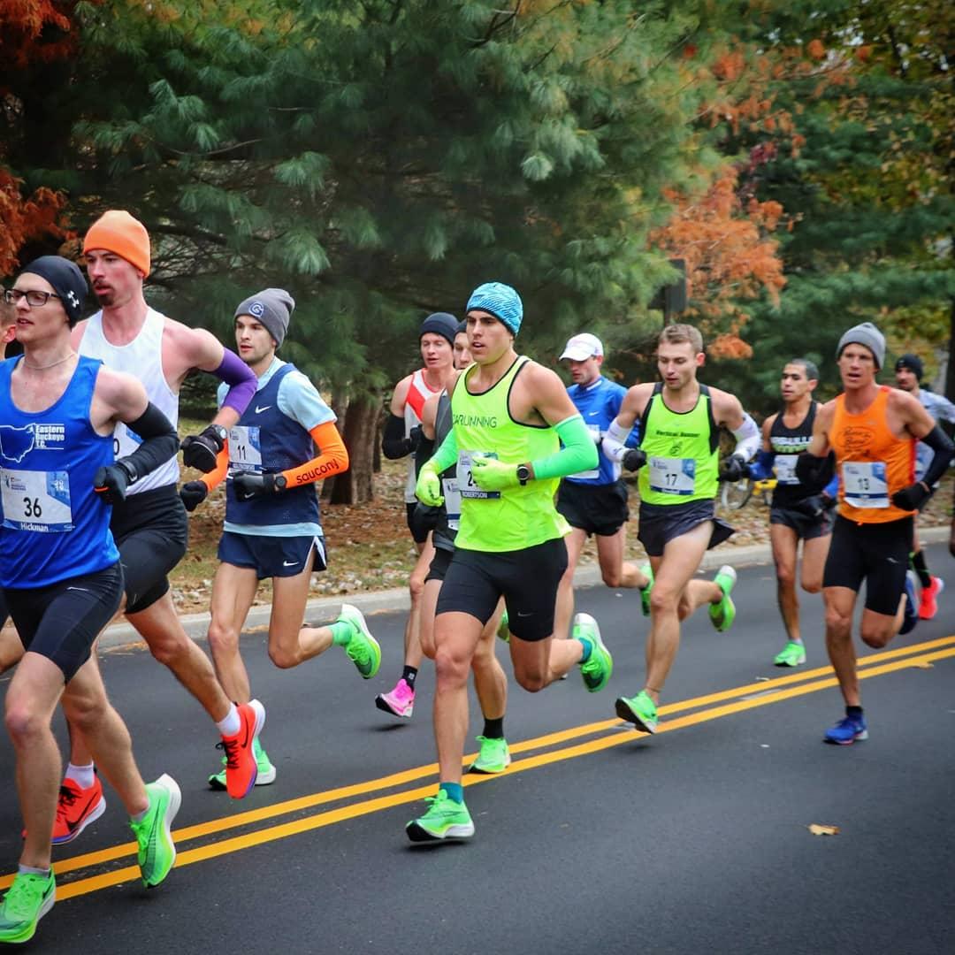 Chris Robertson Indy Monumental Marathon 2019