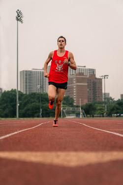 Chris Robertson Team USA Beer Mile 14