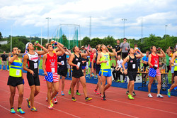 Beer Mile Champs London 2016