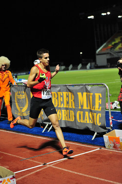 2017 Beer Mile World Classic London