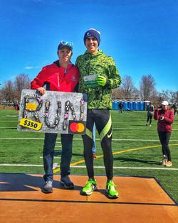 Chris Robertson Wins CARA Lakefront 10 M
