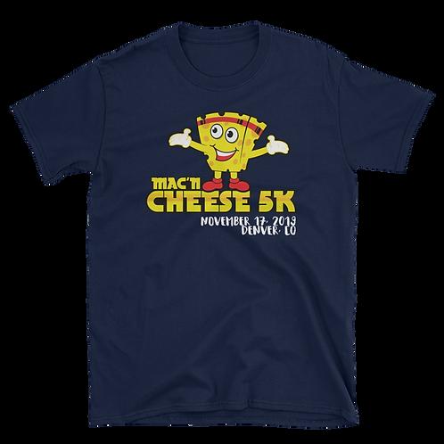 Mac 'N Cheese 5k Race Shirt 2019
