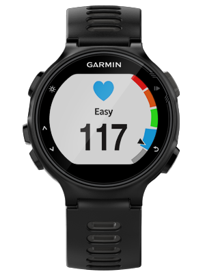 Garmin forerunner gps watch zone 2 heart rate