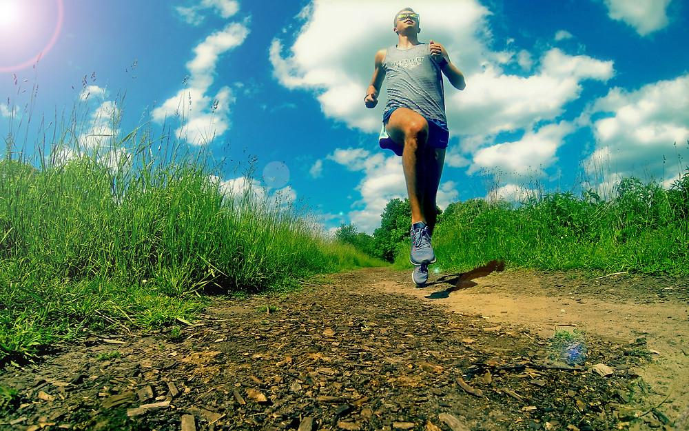Chris Robertson Trail Running Chicago - Fleet Feet Nike Racing Team